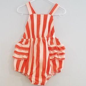 c9b8ecac0e3 Alice + Ames Dresses - New! Alice + Ames 4T Bubble Romper SunSuit